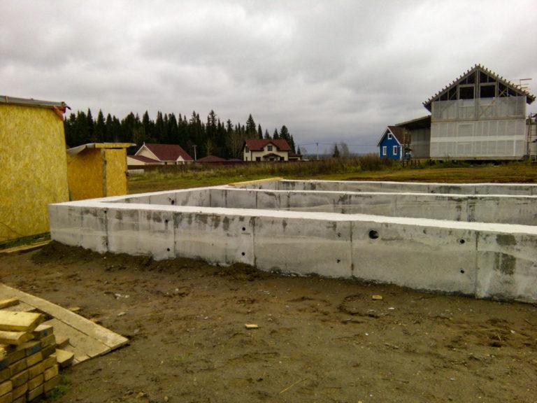 Фундамент Пермь
